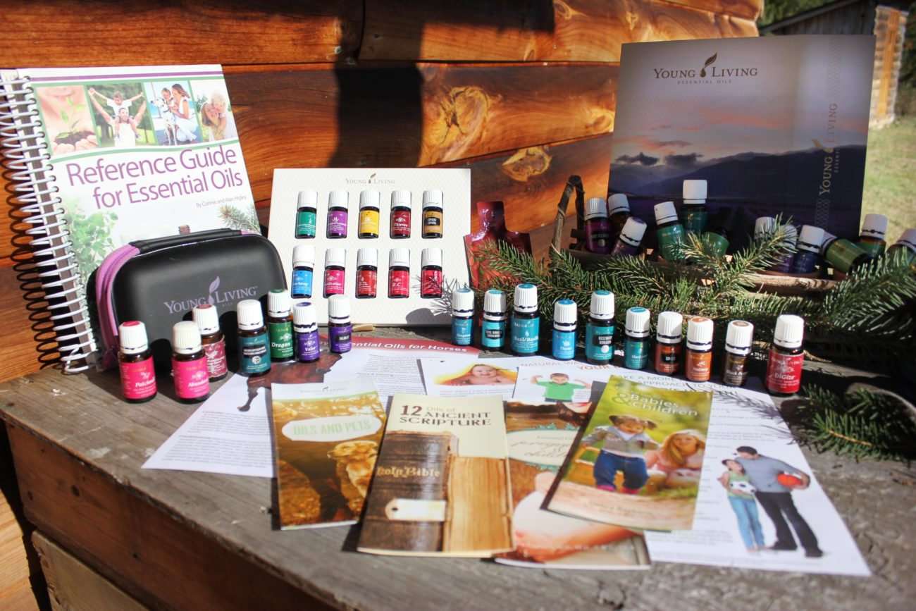 Why Essential Oils? Why Young Living? – Angela T  Muskat